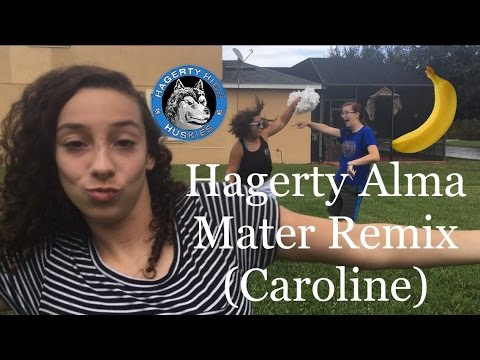 Hagerty High School Alma Mater Remix (Caroline by Aminé)