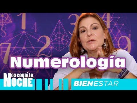 Qué Es La Numerología - Nos Cogió La Noche