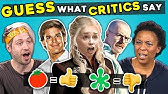 The WORST TV Show EndingsGuess The Rotten Tomatoes Score
