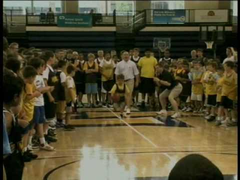 2009 Marquette Basketball Camp BUZZer Beater