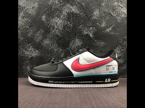 Nike Air Force 1 Upstep Casual Shoes 314218 130 Size 35.5 36