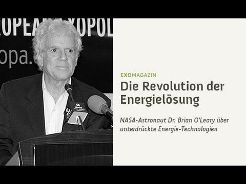 Die Revolution der Energielösung (Freie Energie) - Brian O'Leary