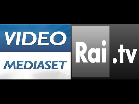 Come scaricare video da Rai.tv e Video Mediaset