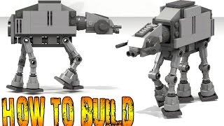 Lego Star Wars AT-AT Walker (+INSTRUCTIONS)