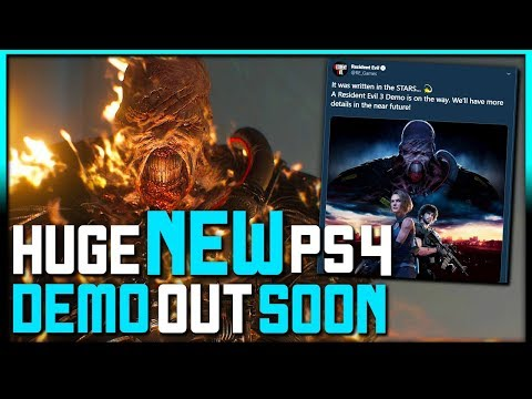 HUGE PS4 GAME DEMO COMING SOON + NEW PS4 GAME DEALS!