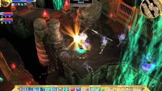 Titan Quest Immortal Throne - Diviner 63 lvl