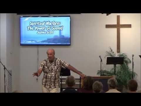 Spiritual Warfare: The Power of Sound