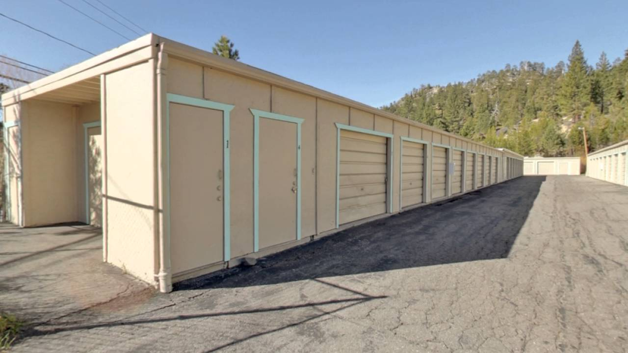 Beautiful Glen Rieff Storage | South Lake Tahoe, CA | Self Storage