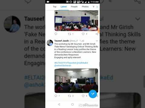 How To Participate In #Tejas4Ed Twitter Chat.