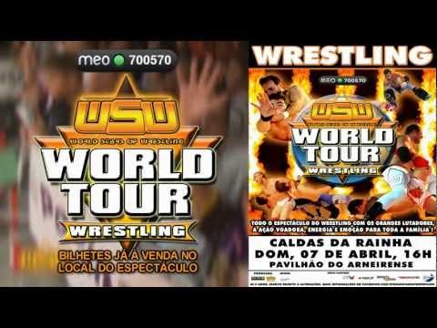 WSW WORLD TOUR - CALDAS DA RAINHA - 7 DE ABRIL, 2013