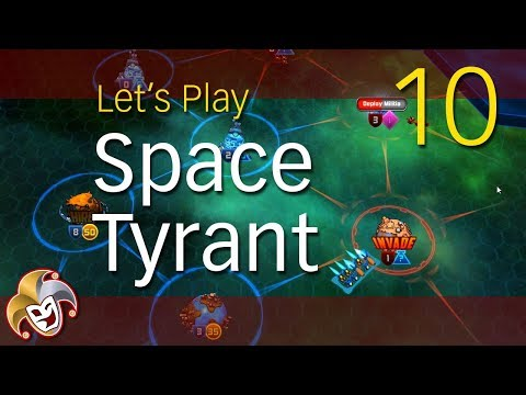 Space Tyrant ~ 10 Rapid Deployment