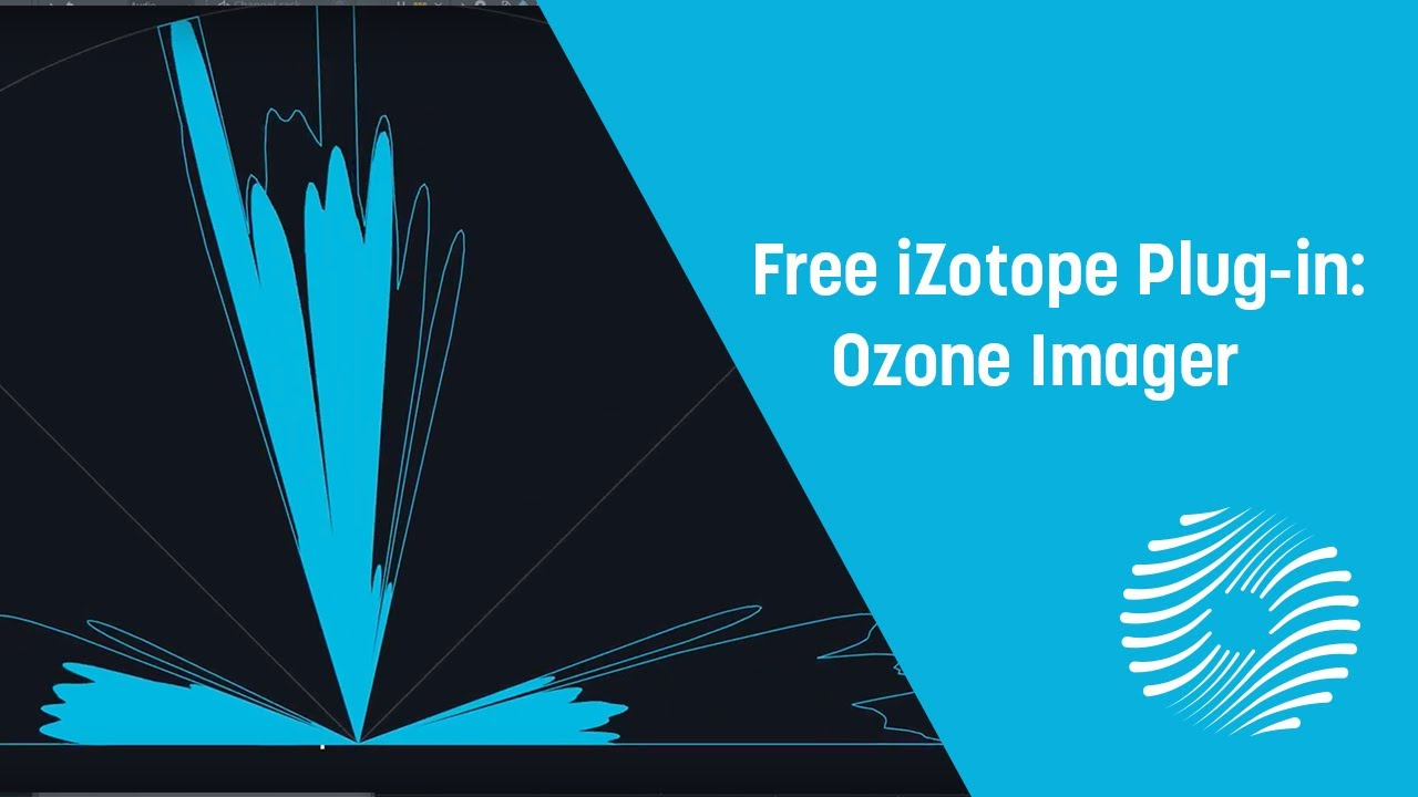Ozone Imager: iZotope's Free Stereo Widening Plug-in