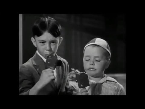 The Little Rascals Our Gang TV 1955   and Closing Theme With Snippets