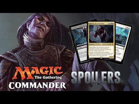 Commander 2017 Spoilers — August 10, 2017 | Mairsil, Tribal Indestructible & Board Wipes