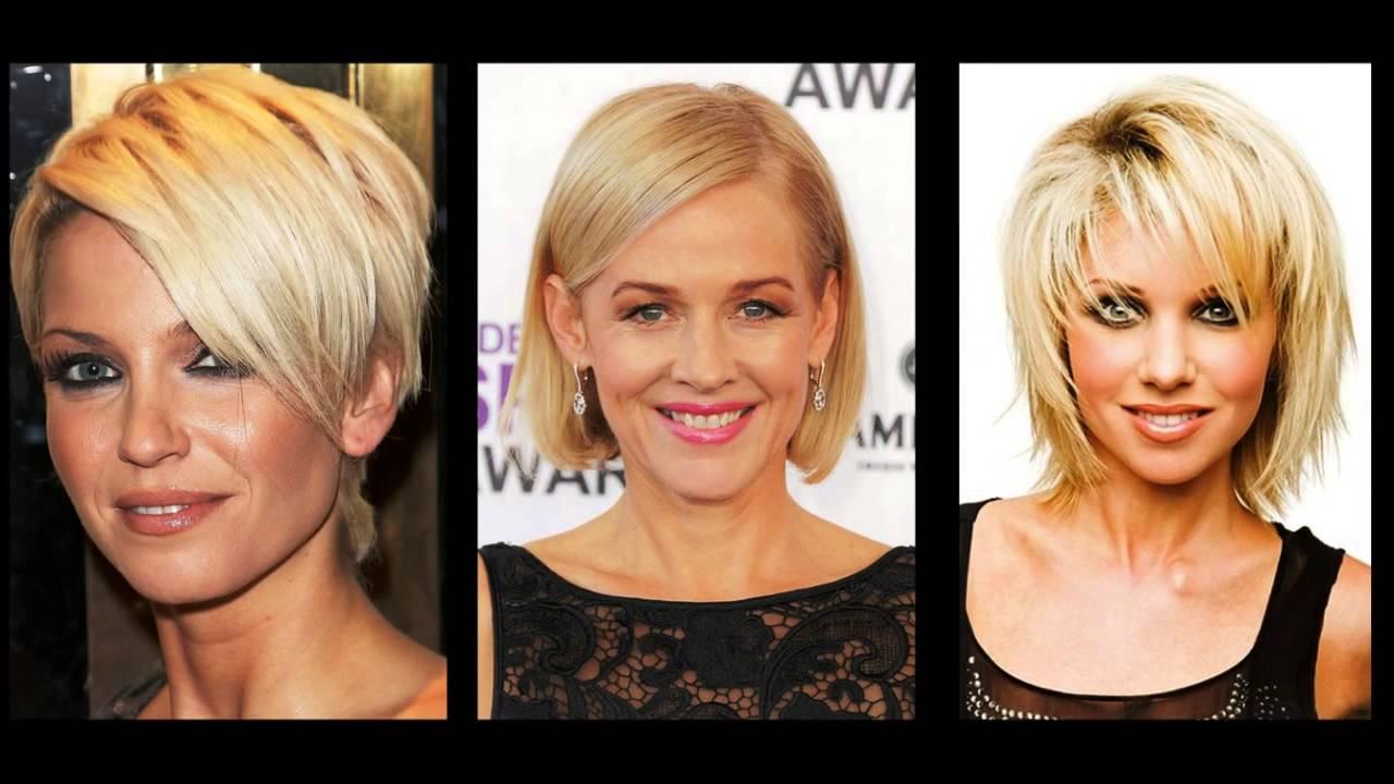 leuke blonde kapsels