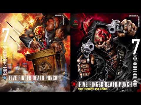 Five Finger Death Punch Gone Away (Instrumental Cover)
