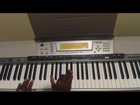 Redeemed Big Daddy Weave (Free Piano Tutorial) Scale B