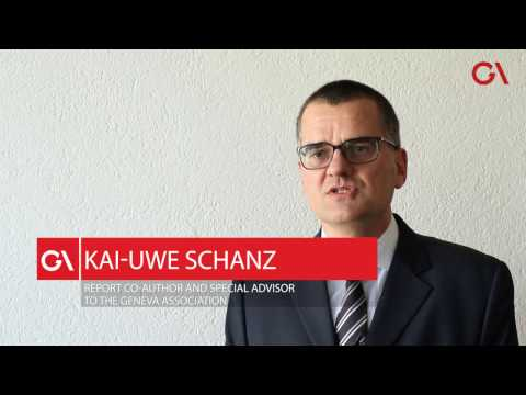 What is the 'global insurance protection gap'? Interview with Dr Kai-Uwe Schanz