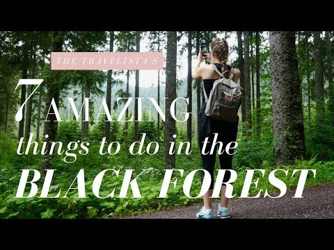 7 Amazing Things To Do In the Black Forest, Germany | The Travelista