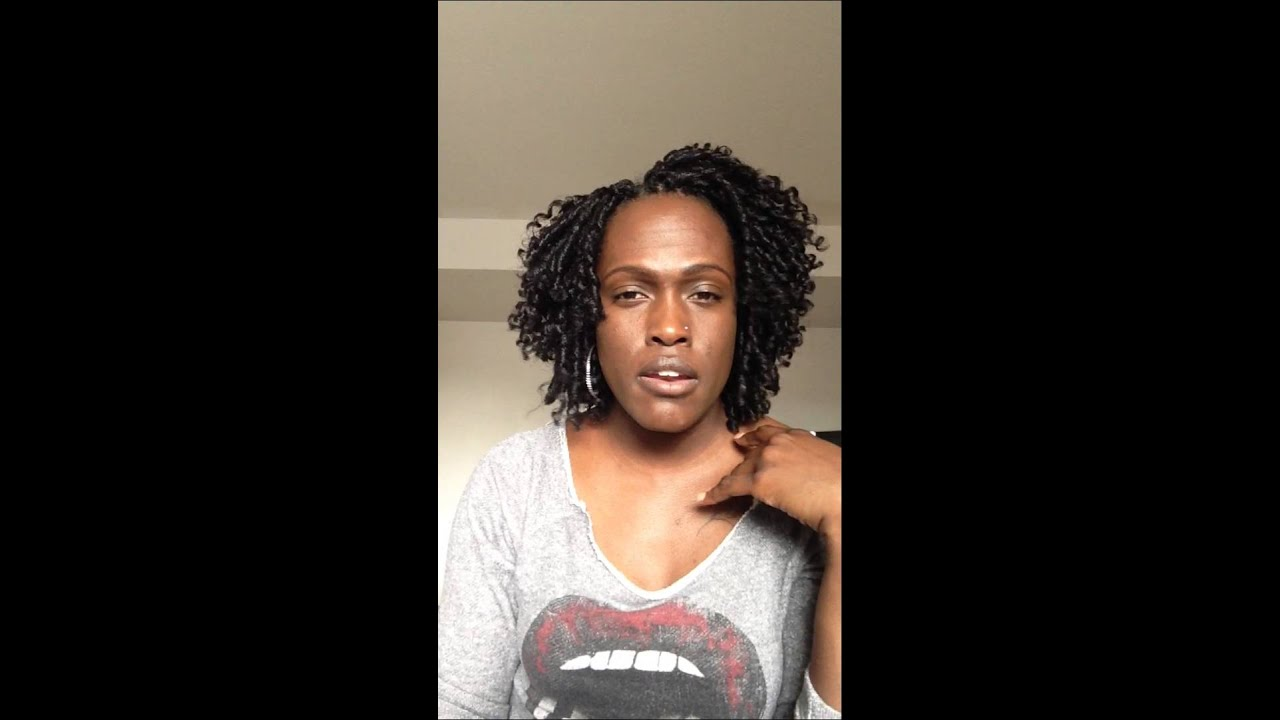 Urban soft dread/ style tips/ Crochet - YouTube