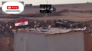 iraqi army blows up for after a suicide car daesh was heading to one of the lines of defense