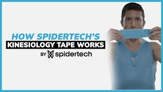 SpiderTech: How Kinesiology Tape Really Works