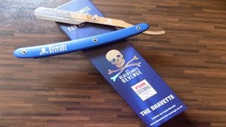 Rasur - Pur ! Rasiermesser The Bluebeards Revenge Test Review Vorstellung Shave Nassrasur