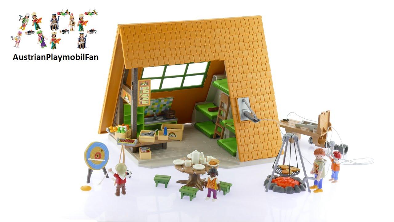 Playmobil summer fun 6887 gro es feriencamp playmobil - Toutes les maisons playmobil ...