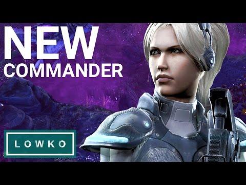 StarCraft 2: Co-op: Nova Gameplay! (NEW Nova Commander)