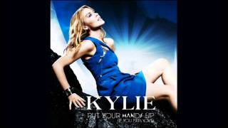 Kylie Minogue - Put Your Hands Up (If You Feel Love) (NERVO Hands Up Extended Club Mix)