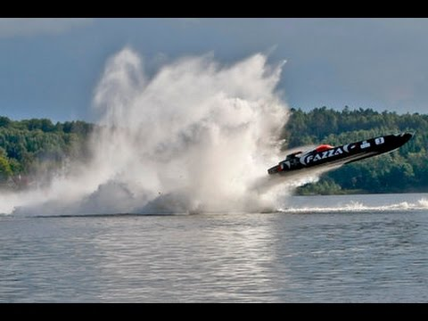 Class 1 Offshore Racing INSANE FOOTAGE World's Fastest Boats