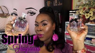 YSL - Yves Saint Laurent Mon Paris fragrances Review | The Pink Pearls Glam Parlour