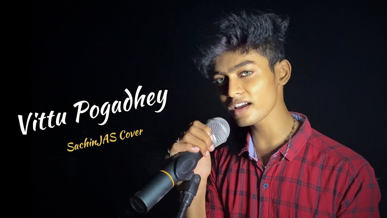 Vittu Pogadhey | Thattukoledhey|SachinJAS Cover | Deepthi Sunaina | Vinay Shanmukh @Deepthi Sunaina