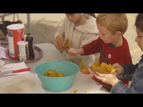 Athens Own Kids Cookery Workshop