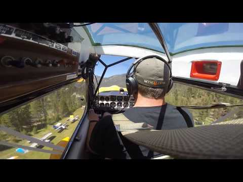 Idaho Backcountry Airstrips - Citabria 7KCAB