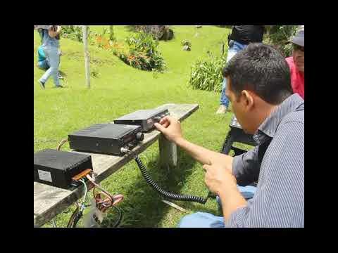 Radioaficionados De Colombia Expedición Sierra Nevada De Santa Marta