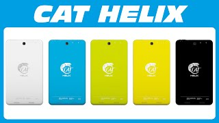 CAT Helix (Android 4.4 Tablet PC) Unboxing & Kurzreview