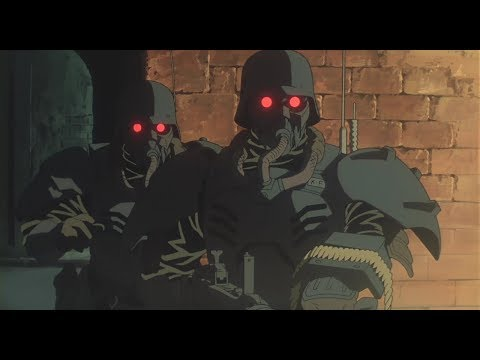 Jin-Roh: Riot/Incident in the Sewers