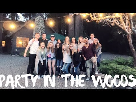 Cabin Party in the Woods | Northern California
