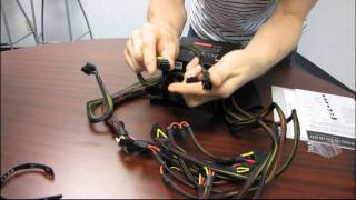 Antec High Current Gamer 620W 80PLUS Bronze Power Supply Unboxing & First Look Linus Tech Tips
