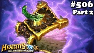 Hearthstone Yogg Casino Mage (Mago Tempo) Parte 2 Standard #506