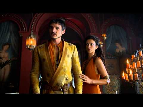 Game Of Thrones Episode 401 Featuring Pedro Pascal