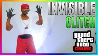 GTA 5 Online: SOLO INVISIBLE BODY PARTS GLITCH! *NEW* Patch 1.35 - PS4/Xbox One/PC (GTA 5 Glitches)(, 2016-08-12T19:58:06.000Z)