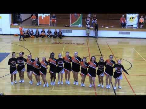 Charles City Homecoming Pep Rally