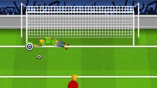 Пенальти: Мультилига (Penalty Shootout: Multi League) // Геймплей