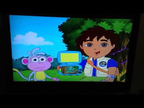Opening to Dora the Explorer: Super Silly Fiesta 2004 VHS ...