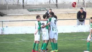 Resumen, Atlético Sanluqueño 5 - 1 Sevilla F.C.