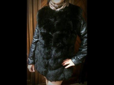 Женская жилетка из искусственного меха Купить жилетку недорого Украина!