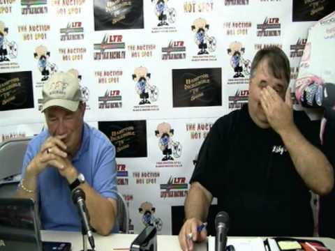 Let's Talk Racing TV Show 9/4/2013 Nick Harrison Harold Holly Brennan Newberry Richard Petty