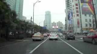 [车载动画]肇家浜路-徐家汇-虹桥路